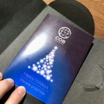 COB greeting card