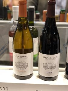 Grabovac wines