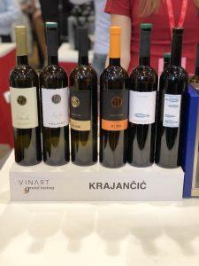 Krajančič wine